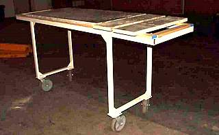 Finishing Cart
