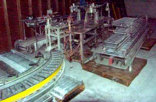 group of rolling conveyors from kelly moore