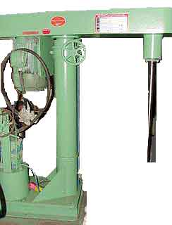 20Hp Meyers disperser