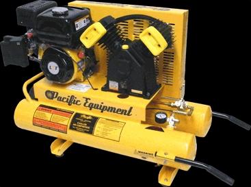 •Air Compressors
