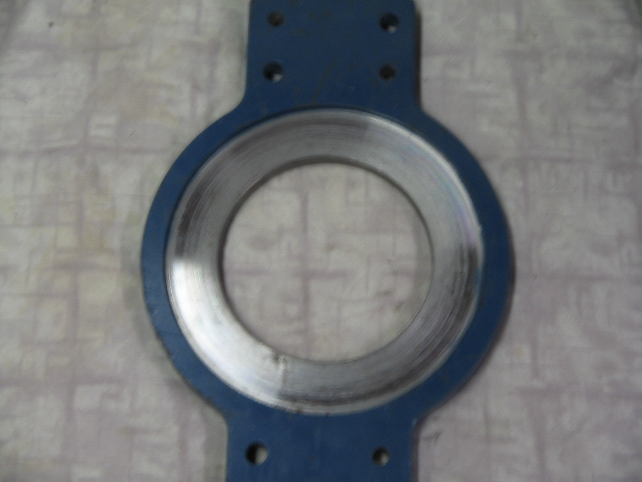 Can Clamp Pivot Plate(rd503362B)
