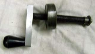 Clamp Screw w/Handle and Collar(stm80102)