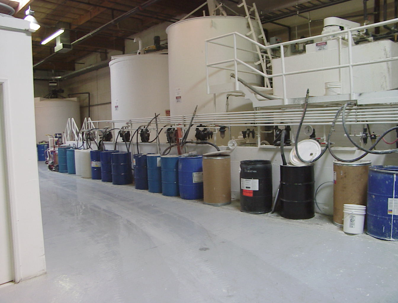 paint factory design install layout and fabrication