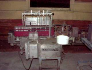 In Line Side Labeling Machine