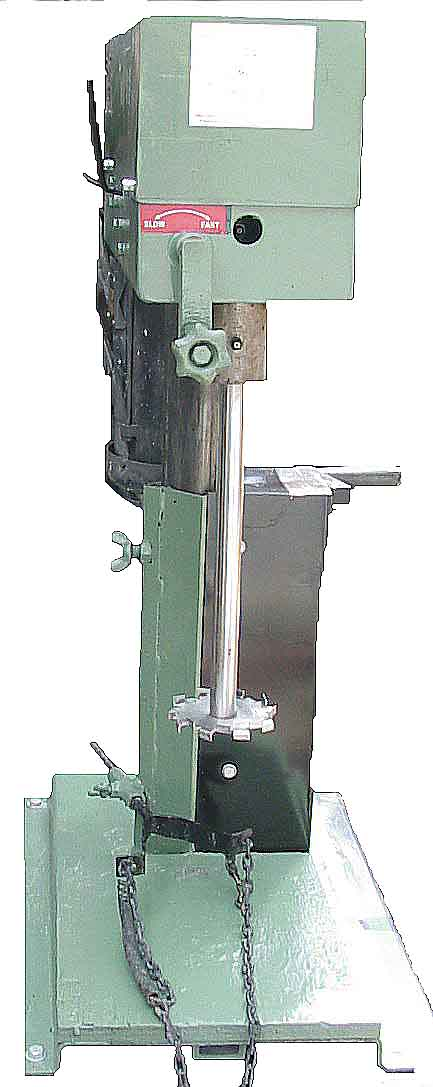 Meyers 2HP Lab Disperser