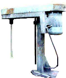 Meyers 30HP Disperser