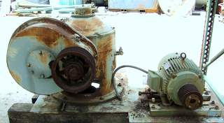 Reliance Electric Gear Box