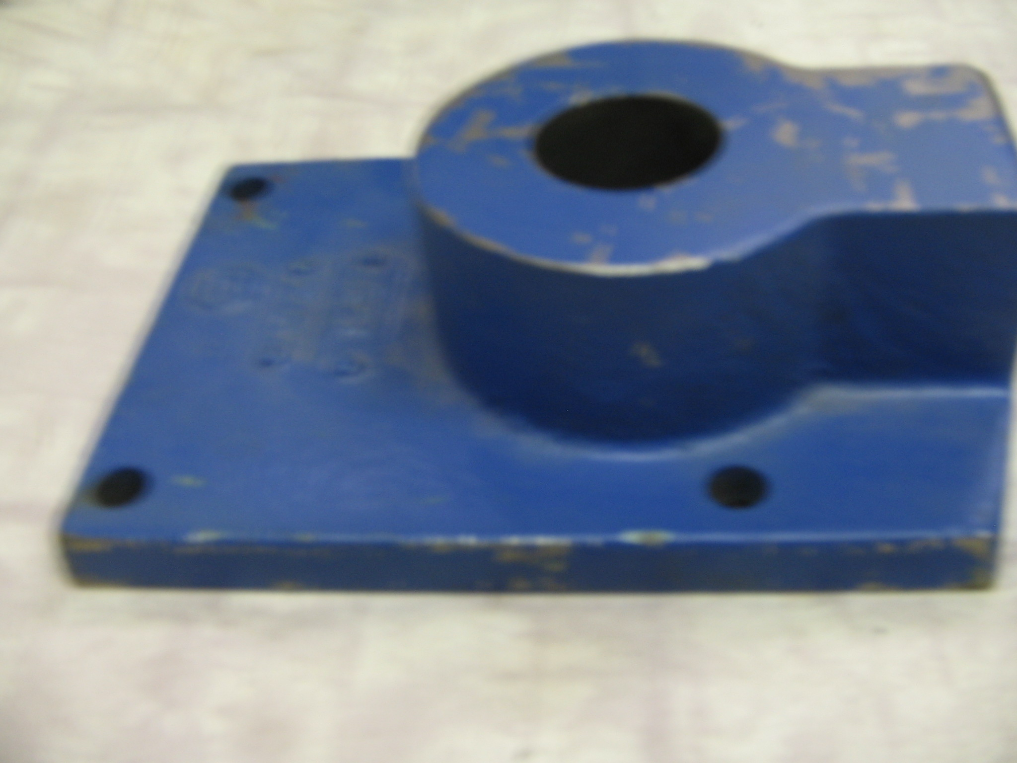 STM Outboard Support Plate