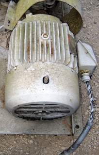 Used Electric Motor #101