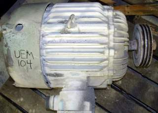 Used Electric Motor #104