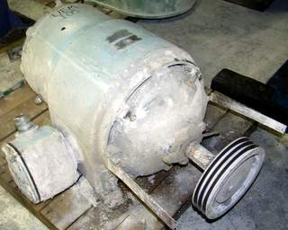 Used Electric Motor #105