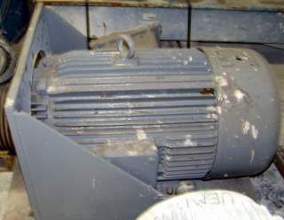 Used Electric Motor #107
