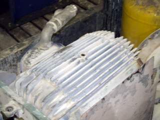 Used Electric Motor #108