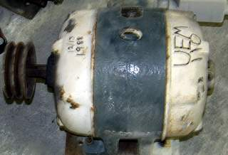 Used Electric Motor #110